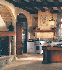 Barn Kitchen Ideas Imposing Rustic Kitchen Ideas With Dome Door Trim As Well As Barn