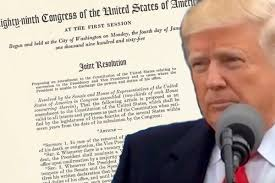 The Constitution Made No Mention Of A Presidential Cabinet Why We Need A Crash Course In The 25th Amendment History News