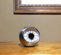 Herman Miller Clocks Irving Harper Nelson Howard Miller Eye Ball Clock The Ebay