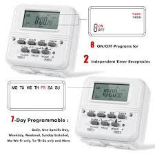 Missouri Vehicle Bill Of Sale outlet timer astroai 7 day programmable dual electrical plug in