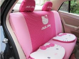 35 kitty car acessories images