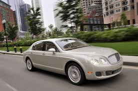 customized bentley 2009 bentley flying spur conceptcarz com