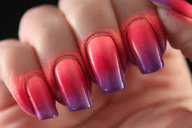 nuthin u0027 but a nail thing gradient nails tutorial and tips