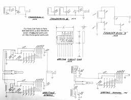 guitar wiring drawings switching system gibson gibson thunderbird