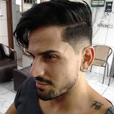 how to fade hair from one length to another 35 medium length hairstyles for men men s hairstyles haircuts 2018
