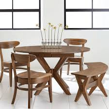Amish Dining Room Chairs Vadsco Single Pedestal Extension Table Amish Tables