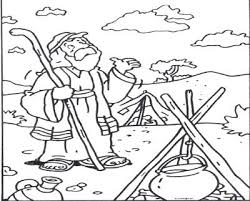 coloring page abraham and sarah abraham coloring pages coloring pages abraham sarah and baby isaac