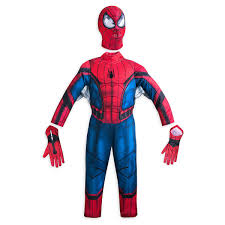 spider man costume for kids spider man homecoming shopdisney