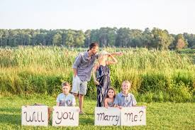during a family photoshoot