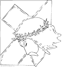 click the jesus in clouds coloring pages kids about birth