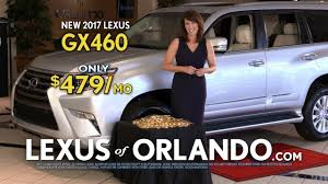 lexus gx for sale florida lexus of orlando 2017 lexus gx 460 golden opportunity sales