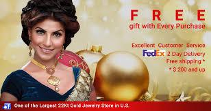 new new earrings atl online 22k karat gold indian jewelry shop zaveri bazaar