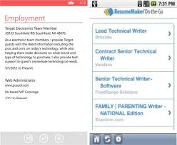 Best Resume Builder Software Best Resume Builder Online Amusing Resume Maker Software 56 About