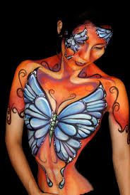 halloween body paint 9 best recortes images on pinterest make up halloween makeup