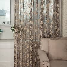 Curtains And Drapes Amazon Window Curtains For Living Room Amazon Com