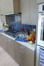 blue endeavor kitchen cabinets tour of the 2020 hgtv home in part 1