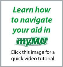 notification disbursement student financial assistance
