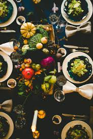 How To Set A Casual Table by How I Set A Swanky Thanksgiving Table And 5 Tips For Decorating
