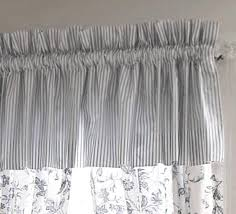 Black Ticking Curtains Black And White Thermal Curtains Blankets U0026 Throws Ideas