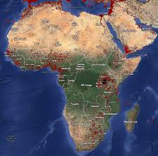 True World Map by These Amazing Maps Show The True Diversity Of Africa U2013 Mic Any