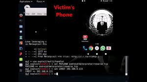 exploit apk hack android phone using kali linux embed payload in any apk