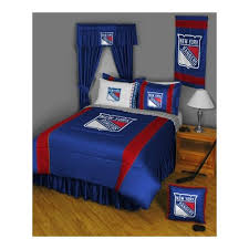 New York Themed Bedroom Decor Ny Rangers Bedding New York Rangers Bedding Rangers Bedding