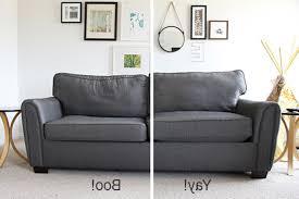 Grey Slipcover Sofa by Denim Slipcovers For Sofas Militariart Com