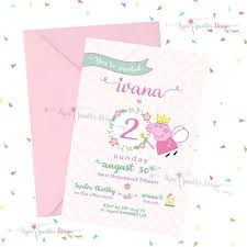 25 princess peppa pig party ideas peppa pig