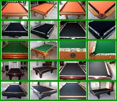 refelting a pool table pool table refelting san francisco felt replacement felt repair
