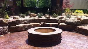 home ozark landscaping hardscaping and retaining walls