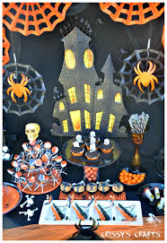 party city halloween crafts crissy u0027s crafts frightfully fancy halloween party
