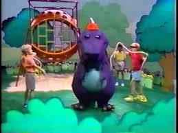 The Backyard Show Book Barney by Barney U0026 The Backyard Gang Three Wishes Part 1 Youtube