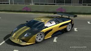 lamborghini replica vs real real racing 3 lamborghini murciélago r sv gt1 indie motor