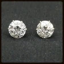 diamond earrings philippines diamond earrings european diamond stud earrings