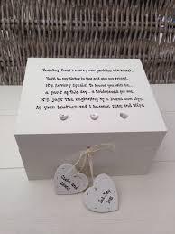 wedding gift jewellery shabby personalised chic bridesmaid in wedding gift