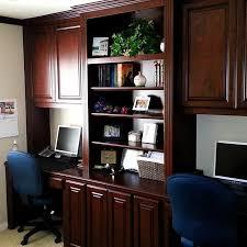 Built In Office Ideas Wall Units Inspiring Custom Built Office Cabinets Custom Built