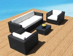 Round Sectional Patio Furniture - patio rattan round sectional sofa set outdoor patio couch patio