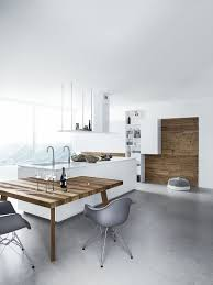 Cesar Kitchen by Minimalist Kitchen Is A Celebration Of Exquisite Textures And