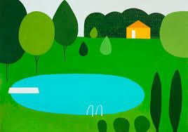 Backyard Series Fine Art Archive Lisa Dejohn