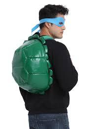 ninja turtle spirit halloween teenage mutant ninja turtles shell masks backpack topic