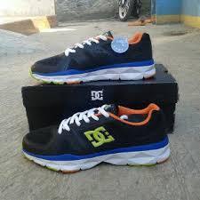 Sepatu Dc Jual bg al sepatu sneakers dc dcshoecousa black daftar harga terlengkap