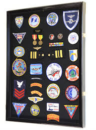 Flag Displays Xl Military Medals Pin Patches Badges Ribbon Insignia