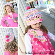 child u0027s scarf crochet pattern crochet and knit