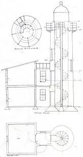lighthouse floor plans bogue lost lighthouse shone briefly coastal review