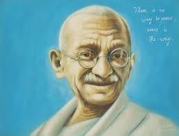 mohandas gandhi biography essay the leadership lessons from the national hero mohandas gandhi term