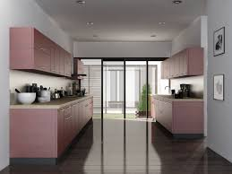 Modular Kitchen Interiors Parallel Shaped Modular Kitchen Parallel Shaped Modular Kitchen