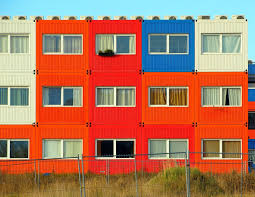 houses made from steel shipping containers on home container