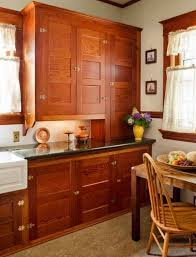 mission oak kitchen cabinets incredible best 25 mission style kitchens ideas on pinterest