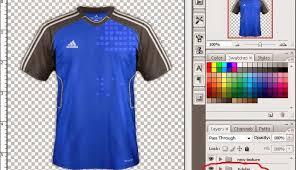 desain kaos futsal di photoshop tutorial cara desain kaos futsal dengan photoshop neotug org