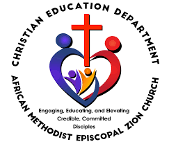 Organizating by Young Adults Ame Zion Christian Education Department